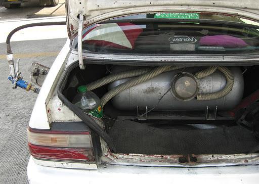 otkup auta bez atesta na plin