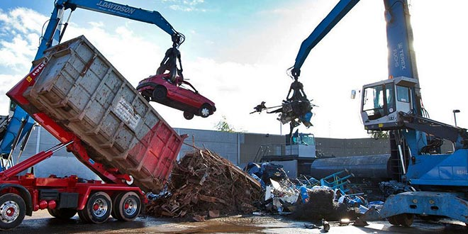 Otkup automobila na kilo i vozila za reciklazu